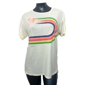 Altru Portland Oregon Rainbow Bicycle Top Shirt